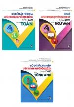 Combo Bộ Đề Luyện Thi THPT Quốc Gia 2020 Môn Toán - Văn - Anh Văn