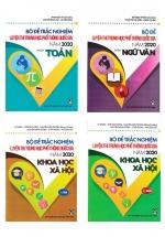 Combo Bộ Đề Luyện Thi THPT Quốc Gia 2020 Môn Toán - Văn - KHXH