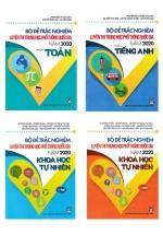 Combo Bộ Đề Luyện Thi THPT Quốc Gia 2020 Môn Toán - Anh - KHTN