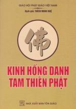 Kinh Hồng Danh Tam Thiên Phật