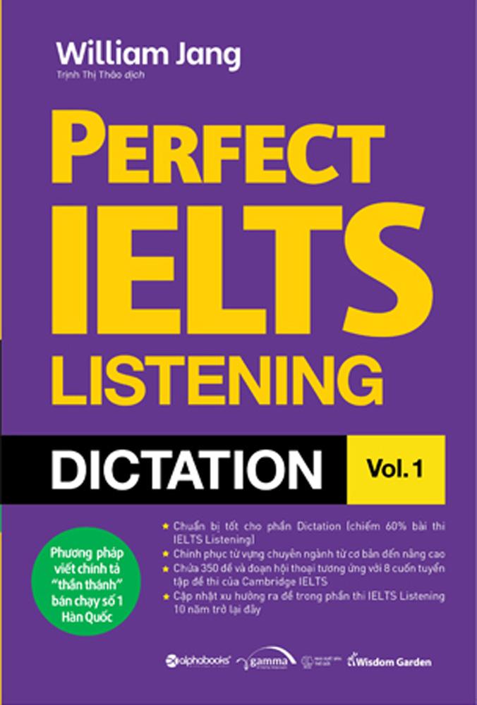 Perfect IELTS Listening Dictation Vol.1