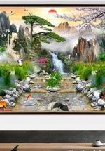 Tranh Phong Cảnh Thiên Nhiên - NS2602