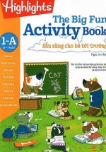 The Big Fun Activity Books 1A