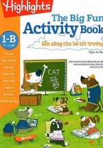 The Big Fun Activity Books 1B