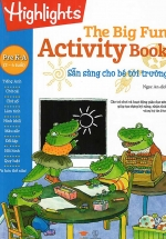 The Big Fun Activity Books Pre K-A