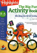 The Big Fun Activity Books K-A