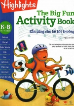 The Big Fun Activity Books K-B