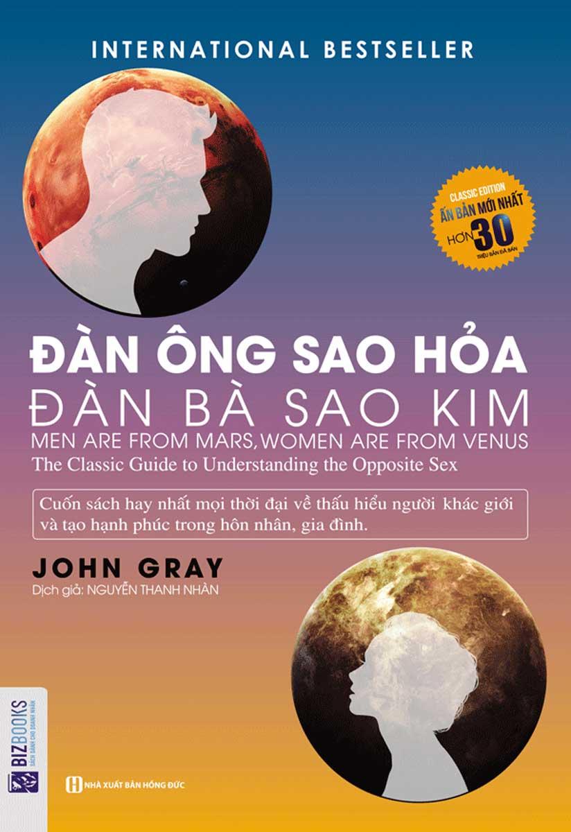 Đàn Ông Sao Hỏa, Đàn Bà Sao Kim (Classic Edition)