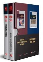 Bộ sách Thánh Mẫu Linh Tiêm & Điện Thần Và Nghi Thức Hầu Đồng Việt Nam