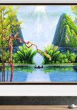Tranh Phong Cảnh Nghệ Thuật - NS2575