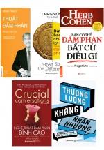 5 Cuốn Sách Giúp Bạn Đàm Phán Bất Cứ Điều Gì