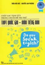 Chắt Lọc Tinh Túy Trong Chuỗi Đề Thi Thử THPT - Môn Tiếng Anh