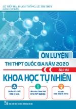 Ôn Luyện Thi THPT Quốc Gia Năm 2020 Môn Bài Thi Khoa Học Tự Nhiên