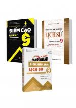 Combo Bộ Sách Bồi Dưỡng Học Sinh Giỏi Lịch Sử 9