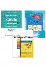 Combo Bộ Sách Bồi Dưỡng Học Sinh Giỏi Ngữ Văn 9