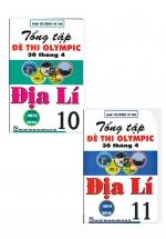 Tổng Tập Đề Thi Olympic 30 Tháng 4 Môn Địa Lí Lớp 10, 11 (Từ Năm 2014 Đến Năm 2018)