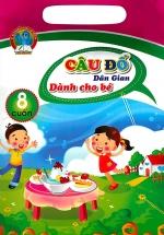 Câu Đố Dân Gian Dành Cho Bé (8 Cuốn)