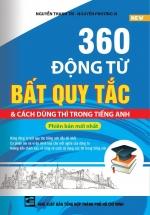 360 Động Từ Bất Quy Tắc và Các Thì Trong Tiếng Anh