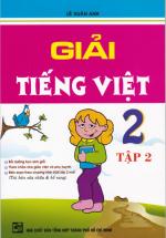 Giải Tiếng Việt lớp 2 tập 2