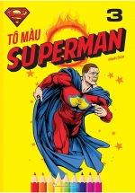Tô Màu Superman Tập 3