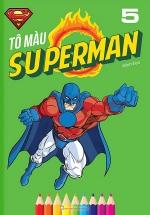 Tô Màu Superman Tập 5