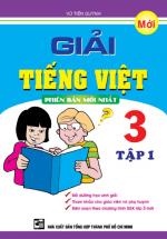 Giải Tiếng Việt lớp 3 tập 1