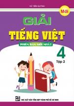 Giải Tiếng Việt lớp 4 tập 2