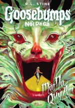 GOOSEBUMPS – Nổi Da Gà: Mặt Nạ Quỷ Ám