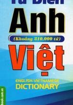 Từ Điển Anh Việt Khoảng 310.000 Từ
