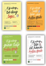 Combo Sách: Kỹ Năng Làm Việc Chuyên Nghiệp