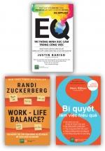 Combo Sách: Kỹ năng làm việc 4.0
