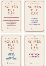 Bộ Sách Tinh Hoa Đạo Học Đông Phương (Bộ 4 Cuốn)
