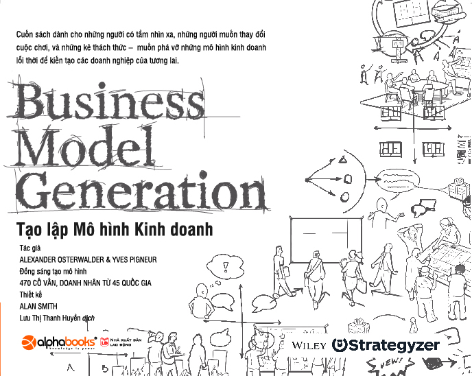 Tạo Lập Mô Hình Kinh Doanh - Business Model Generation