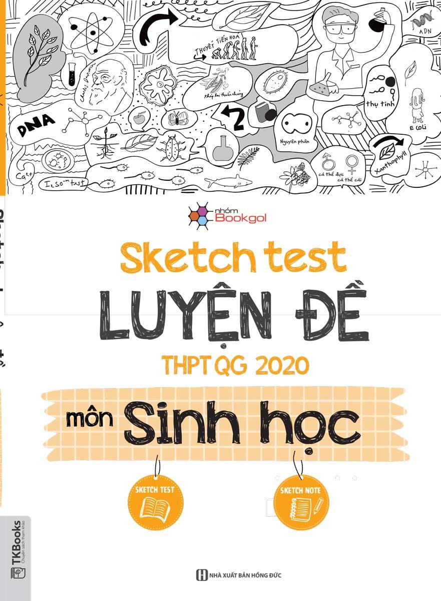 Sketch Test Luyện Đề THPTQG 2020 Môn Sinh Học