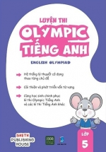 Luyện Thi Olympic Tiếng Anh - English Olympiad Lớp 5