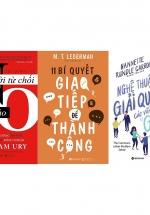 Combo Sách Hay Về Luyện Kỹ Năng Giao Tiếp Hoàn Hảo, Khôn Khéo