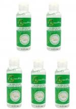 Combo 5 Chai Gel Rửa Tay Khô Hand San Silver Coslive 120ml - Green Tea