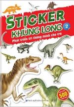 Sticker Khủng Long - Phát Triển Trí Thông Minh Cho Trẻ 2