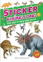 Sticker Khủng Long - Phát Triển Trí Thông Minh Cho Trẻ 1
