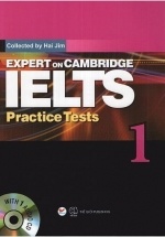 Expert On Cambridge IELTS Practice Tests 1 (Kèm CD)