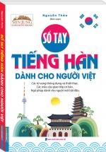Sổ Tay Tiếng Hàn Dành Cho Người Việt