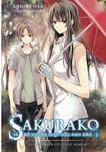Sakurako Và Bộ Xương Dưới Gốc Anh Đào - Tập 2