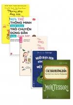 Combo 5 Cuốn Sách Nuôi Dạy Con Hay Nhất