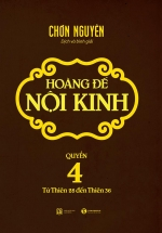 Hoàng Đế Nội Kinh - Quyển 4