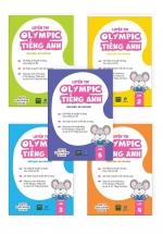 Combo Luyện Thi Olympic Tiếng Anh - English Olympiad Tiểu Học