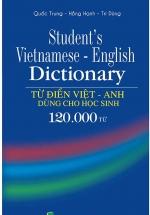 Từ Điển Việt - Anh Dùng Cho Học Sinh 120.000 Từ