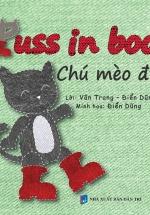 Cổ Tích Thế Giới - Chú Mèo Đi Hia (Song Ngữ Anh - Việt)
