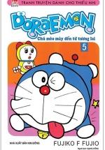 Doraemon Truyện Ngắn Tập 5