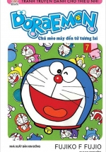 Doraemon Truyện Ngắn Tập 7