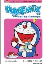 Doraemon Truyện Ngắn Tập 10